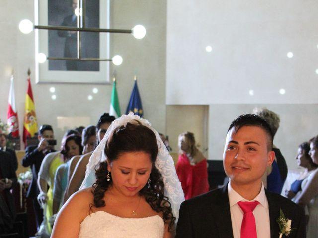 La boda de Dany y Sami en Almería, Almería 5