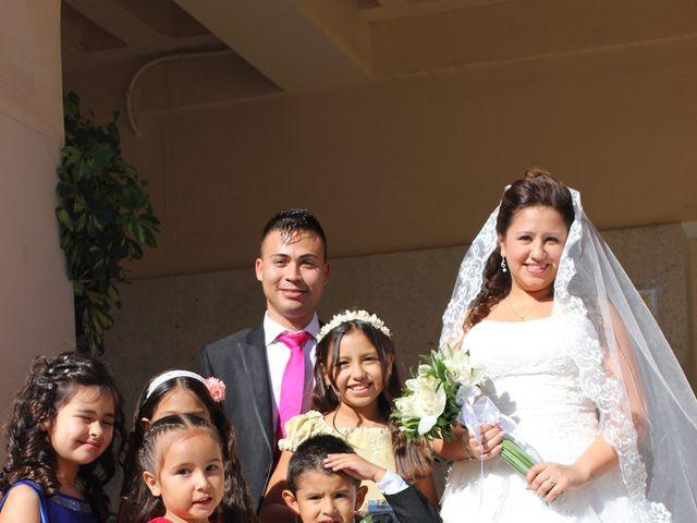 La boda de Dany y Sami en Almería, Almería 6