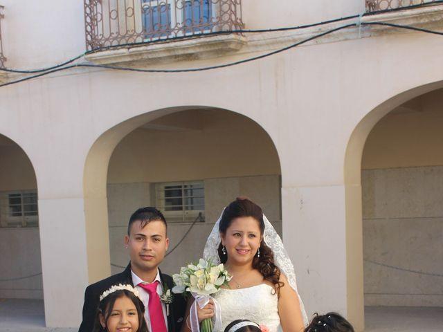 La boda de Dany y Sami en Almería, Almería 7