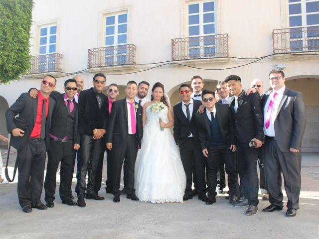 La boda de Dany y Sami en Almería, Almería 1