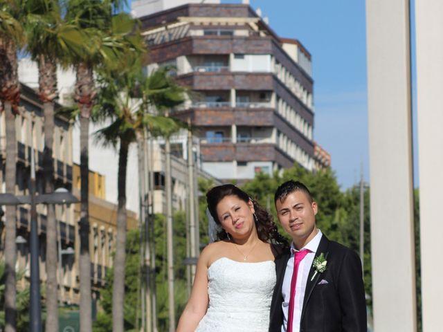 La boda de Dany y Sami en Almería, Almería 10
