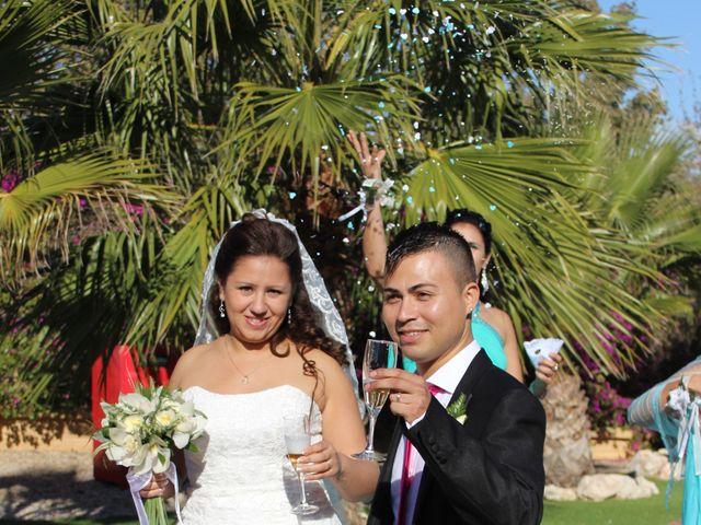 La boda de Dany y Sami en Almería, Almería 11