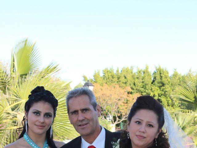 La boda de Dany y Sami en Almería, Almería 12
