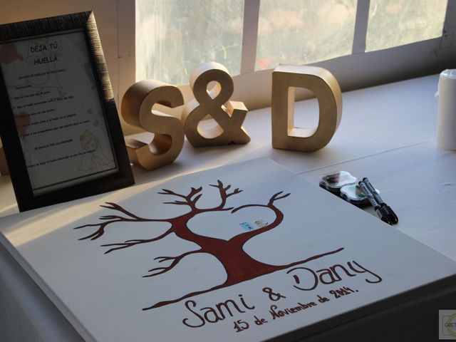 La boda de Dany y Sami en Almería, Almería 15