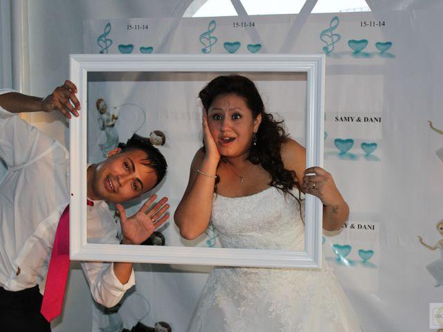 La boda de Dany y Sami en Almería, Almería 16