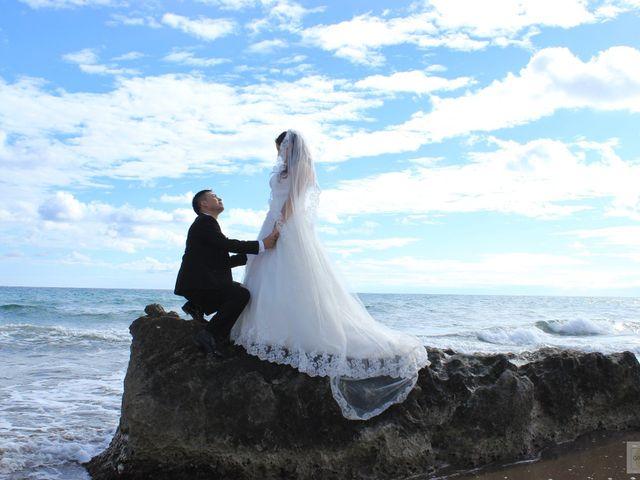 La boda de Dany y Sami en Almería, Almería 19