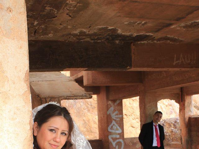 La boda de Dany y Sami en Almería, Almería 20