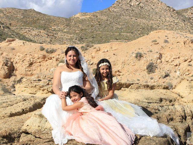 La boda de Dany y Sami en Almería, Almería 21