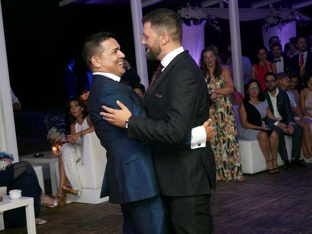 La boda de Aro y Juan Diego en El Saler, Valencia 8
