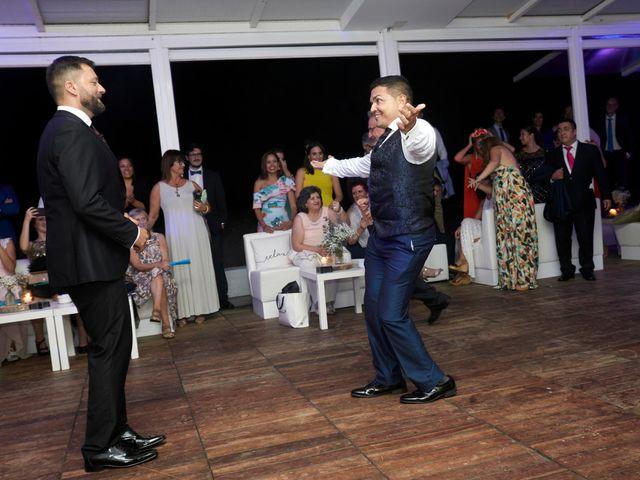 La boda de Aro y Juan Diego en El Saler, Valencia 9