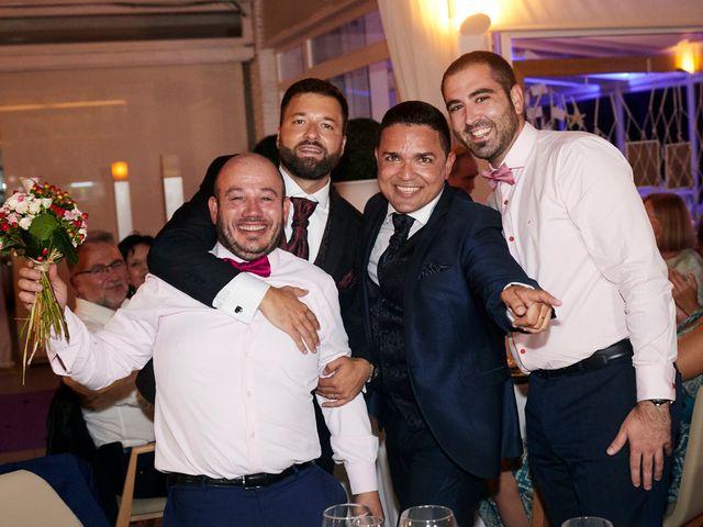 La boda de Aro y Juan Diego en El Saler, Valencia 17