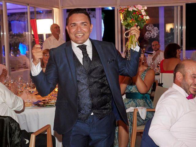 La boda de Aro y Juan Diego en El Saler, Valencia 18
