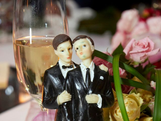 La boda de Aro y Juan Diego en El Saler, Valencia 19