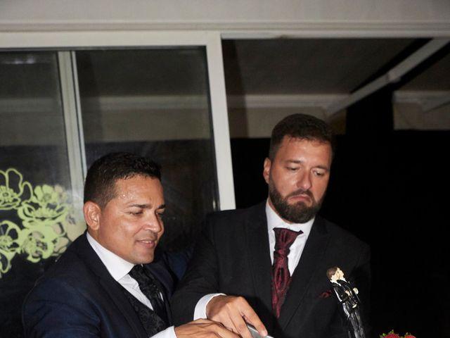 La boda de Aro y Juan Diego en El Saler, Valencia 21
