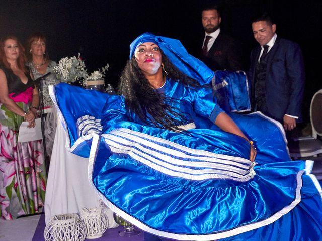 La boda de Aro y Juan Diego en El Saler, Valencia 24
