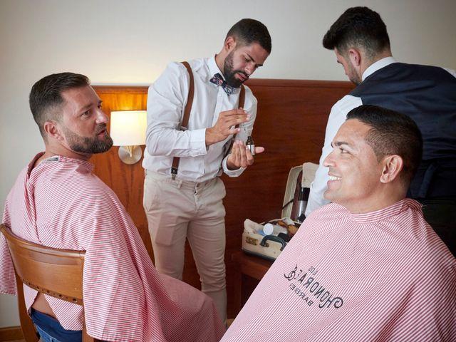 La boda de Aro y Juan Diego en El Saler, Valencia 30