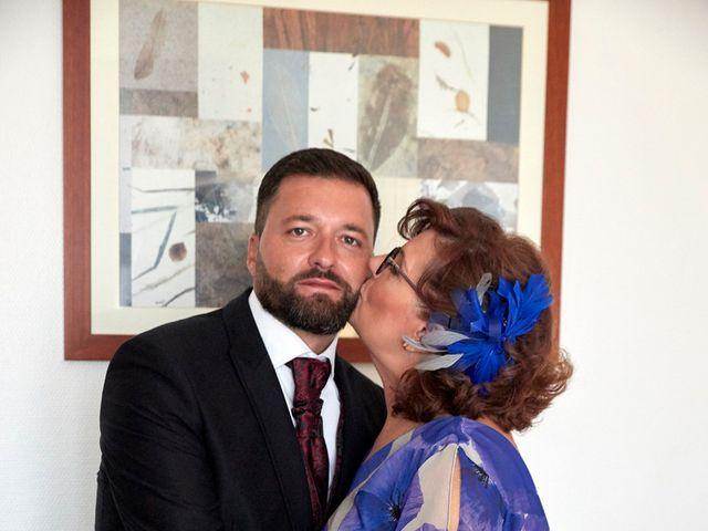 La boda de Aro y Juan Diego en El Saler, Valencia 40