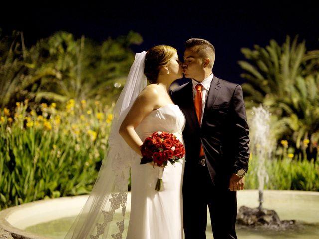 La boda de Raúl y Almudena en Las Palmas De Gran Canaria, Las Palmas 2