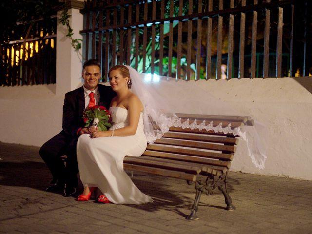 La boda de Raúl y Almudena en Las Palmas De Gran Canaria, Las Palmas 16