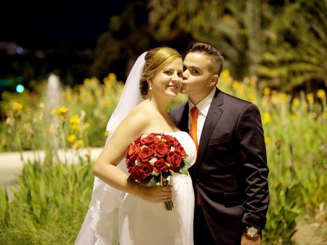 La boda de Raúl y Almudena en Las Palmas De Gran Canaria, Las Palmas 17