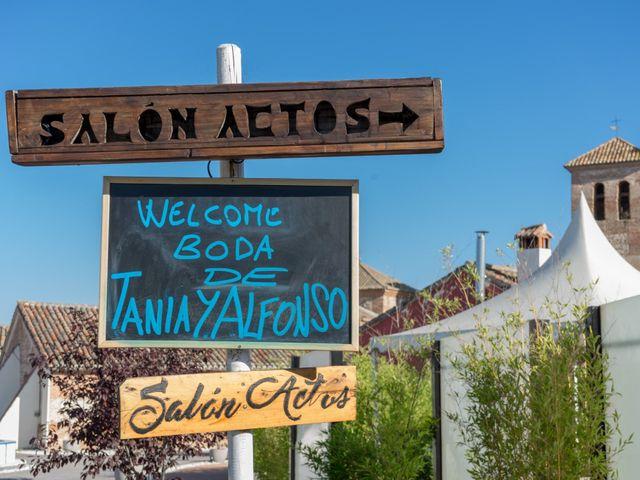 La boda de Alfonso  y Tania  en Galapagos, Guadalajara 3