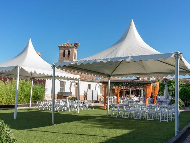 La boda de Alfonso  y Tania  en Galapagos, Guadalajara 4