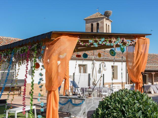 La boda de Alfonso  y Tania  en Galapagos, Guadalajara 5