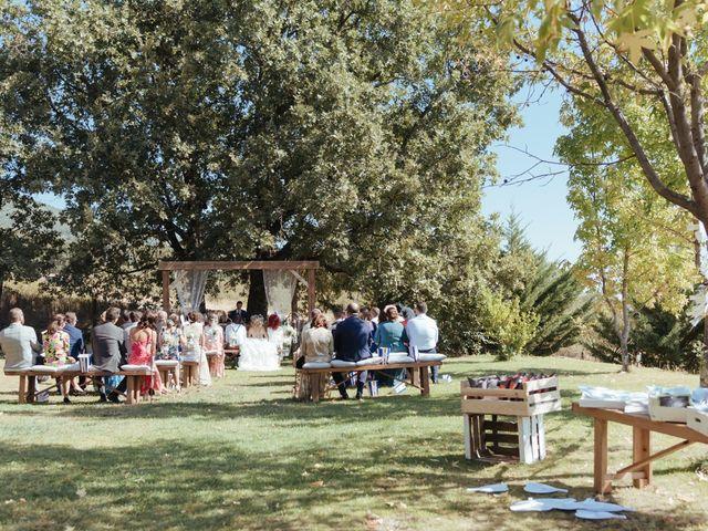 La boda de Carlos y Laura en Candeleda, Ávila 19