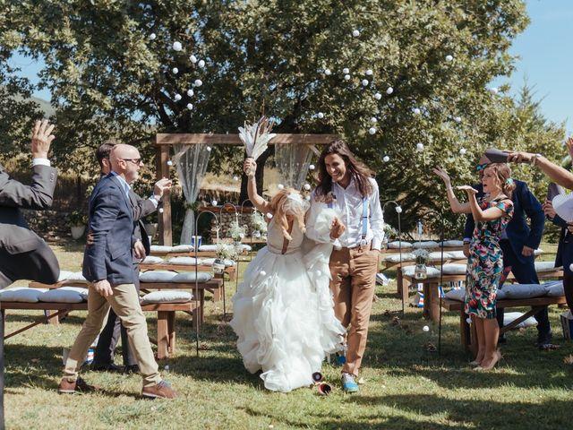 La boda de Carlos y Laura en Candeleda, Ávila 23