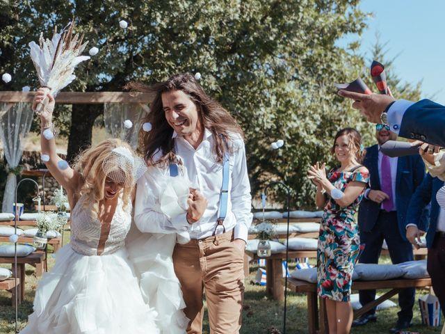 La boda de Carlos y Laura en Candeleda, Ávila 24