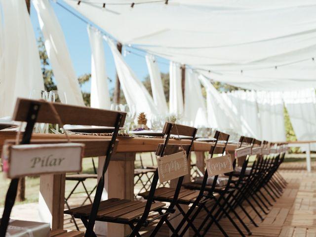 La boda de Carlos y Laura en Candeleda, Ávila 26