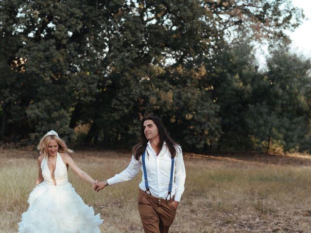 La boda de Carlos y Laura en Candeleda, Ávila 29