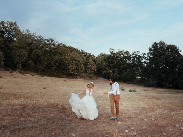 La boda de Carlos y Laura en Candeleda, Ávila 1