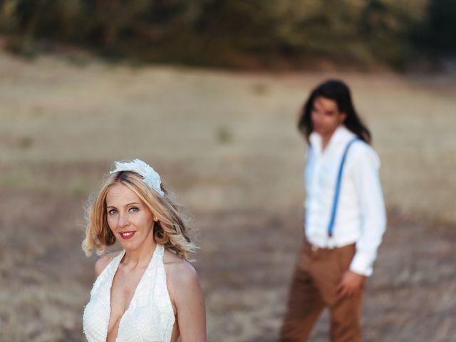 La boda de Carlos y Laura en Candeleda, Ávila 32