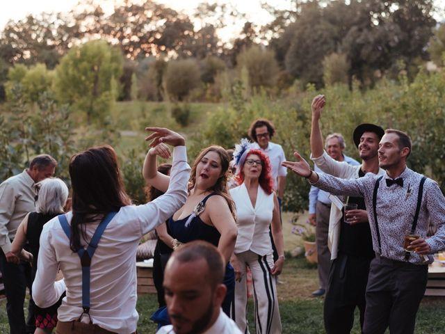 La boda de Carlos y Laura en Candeleda, Ávila 37