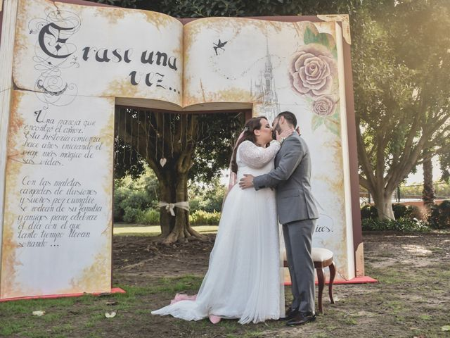 La boda de Jonathan y Amanda en Sevilla, Sevilla 12
