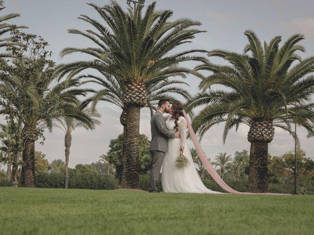 La boda de Jonathan y Amanda en Sevilla, Sevilla 17