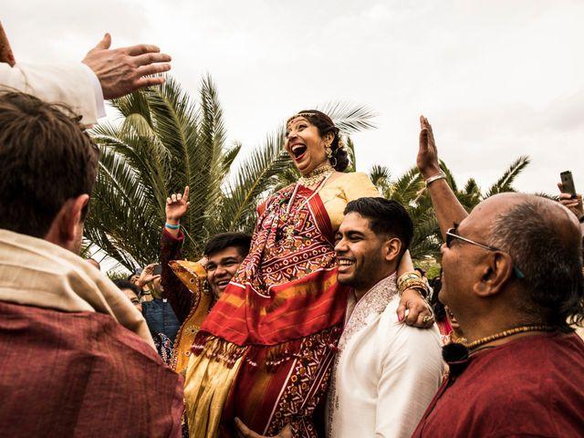La boda de Tom y Reshma en Palma De Mallorca, Islas Baleares 6