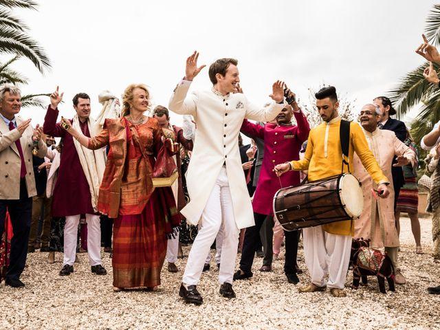 La boda de Tom y Reshma en Palma De Mallorca, Islas Baleares 17