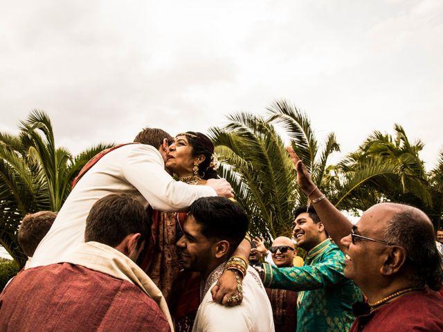 La boda de Tom y Reshma en Palma De Mallorca, Islas Baleares 28