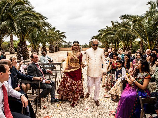 La boda de Tom y Reshma en Palma De Mallorca, Islas Baleares 27