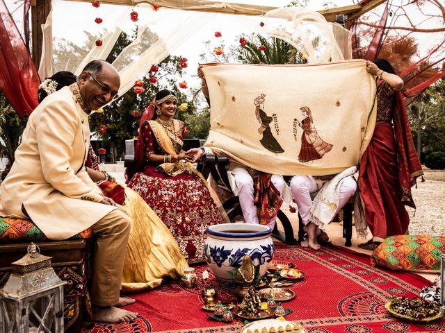 La boda de Tom y Reshma en Palma De Mallorca, Islas Baleares 25