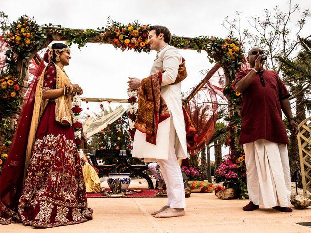 La boda de Tom y Reshma en Palma De Mallorca, Islas Baleares 23