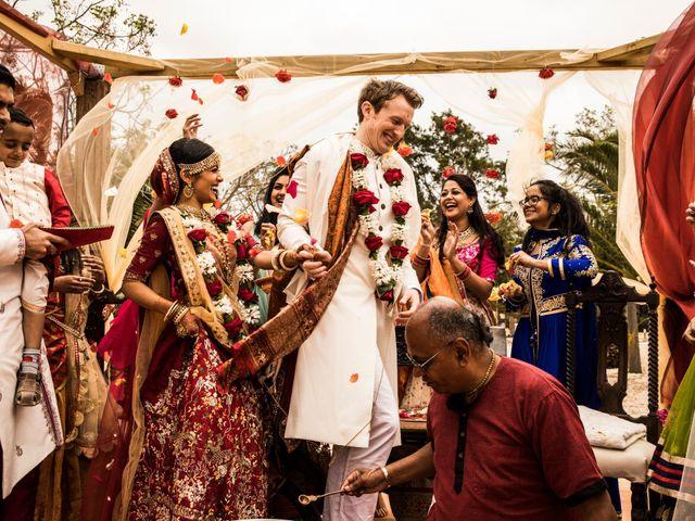La boda de Tom y Reshma en Palma De Mallorca, Islas Baleares 21
