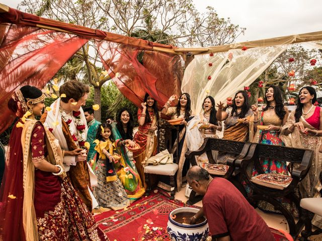 La boda de Tom y Reshma en Palma De Mallorca, Islas Baleares 20