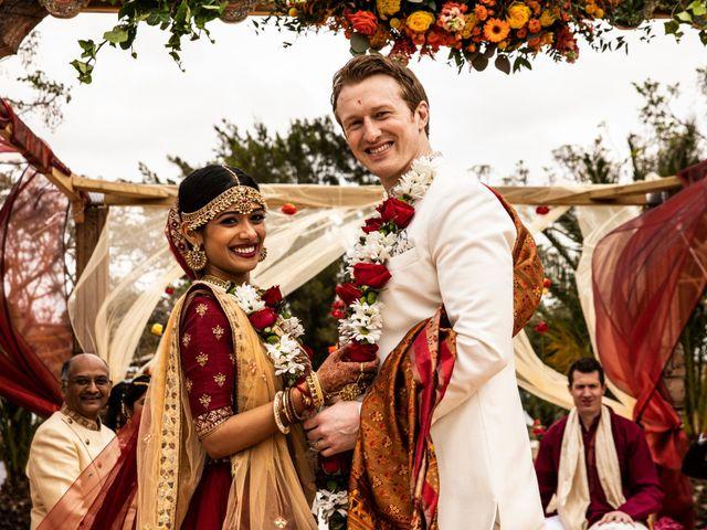 La boda de Tom y Reshma en Palma De Mallorca, Islas Baleares 16