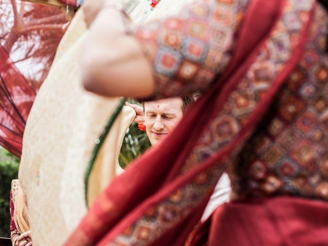 La boda de Tom y Reshma en Palma De Mallorca, Islas Baleares 46
