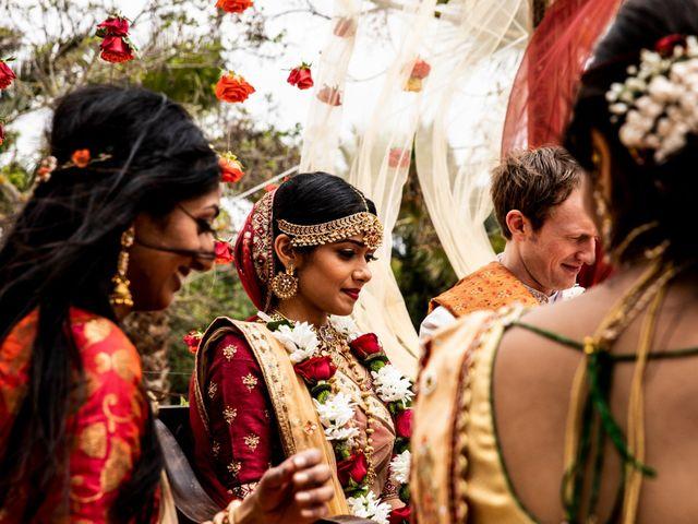 La boda de Tom y Reshma en Palma De Mallorca, Islas Baleares 44