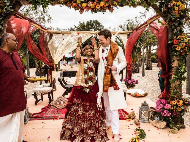 La boda de Tom y Reshma en Palma De Mallorca, Islas Baleares 43