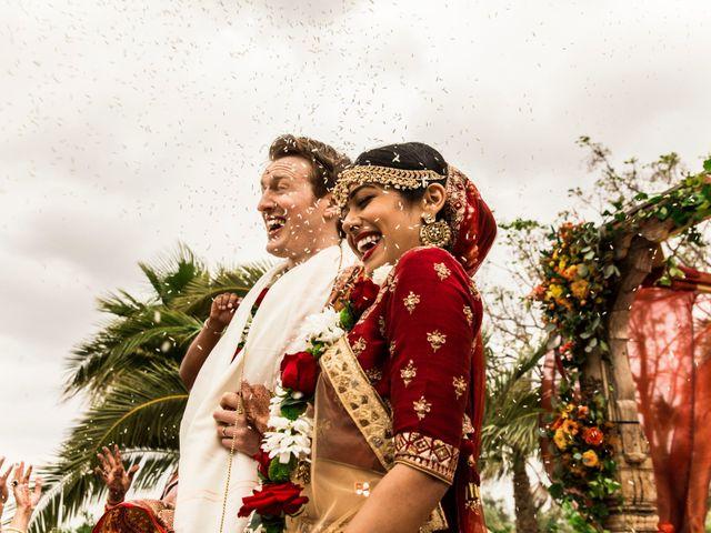 La boda de Tom y Reshma en Palma De Mallorca, Islas Baleares 40